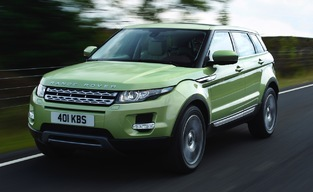 L'original: Range Rover Evoque.