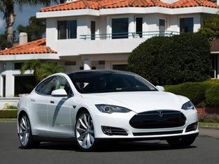 L'original: Tesla Model S.