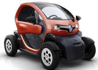 L'original: Renault Twizy.