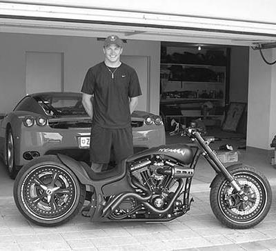 Moto GP: Raïkkonen y goûterait bien aussi !