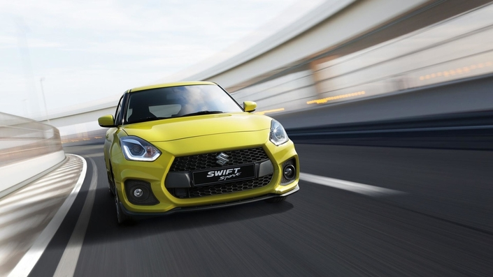 Salon de Francfort 2017 : Suzuki dévoile la Swift Sport