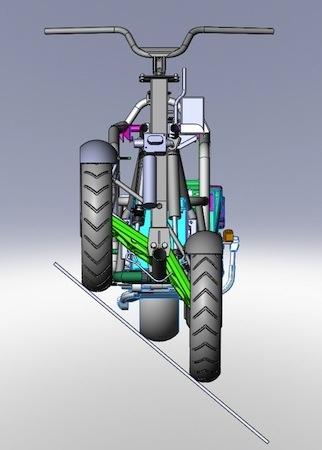 Quadro 3D 350, côté technique : tout est dans la plateforme.