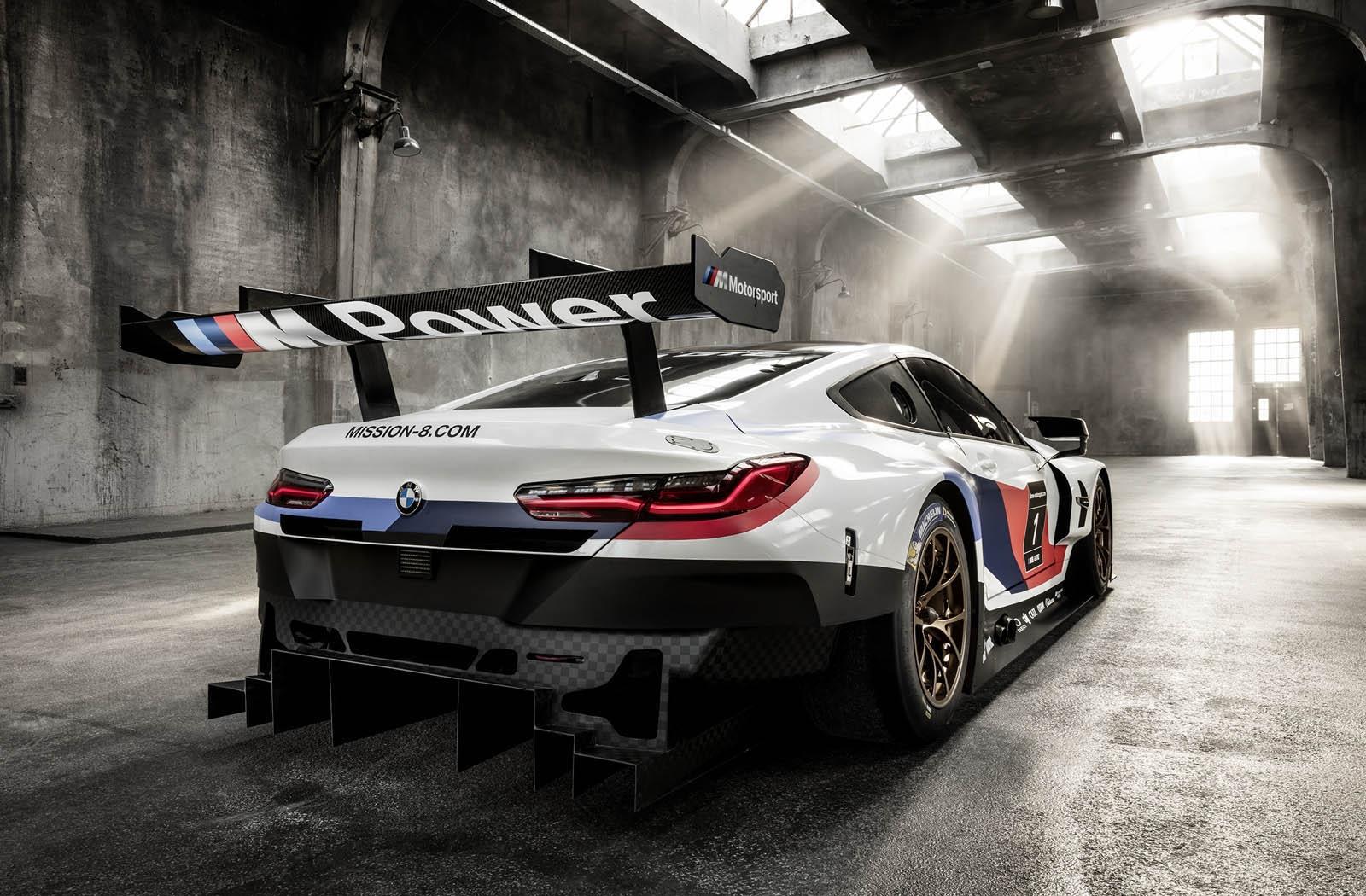 Heures du Mans. BMW a dévoilé sa nouvelle GTE