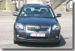 Essai - Toyota Avensis 2007 : confort et dynamisme