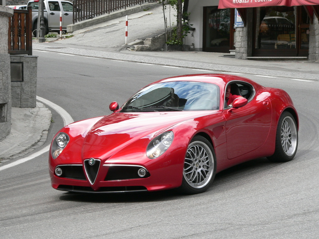 alfa romeo 8c related images start 0 weili automotive network. Black Bedroom Furniture Sets. Home Design Ideas