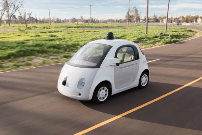 La Google Car prête à prendre la route