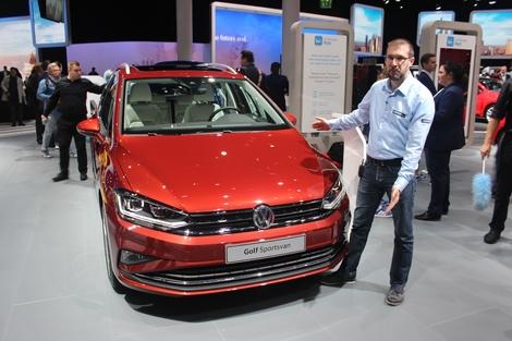 Je n'aime pas le look trop classique et sans saveur. Une VW à l'ancienne.
