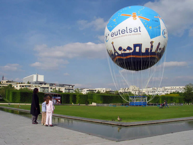 Pollution à Paris : un ballon pourrait être un indicateur !