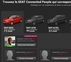 """Caradisiac a testé """"Seat Connected People"""" : la nouvelle plateforme d'information des clients potentiels Seat"""