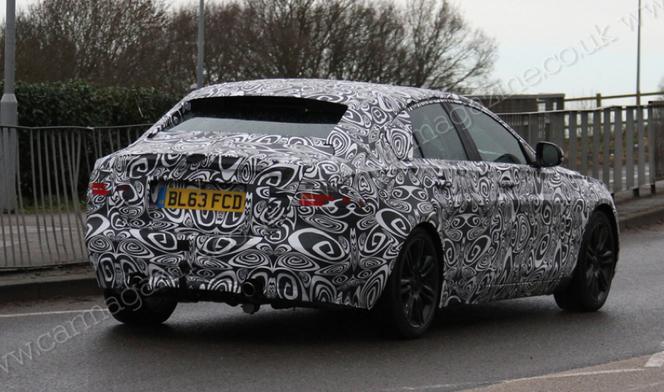 Jaguar - La future rivale de la BMW Série 3 ne se cache plus!