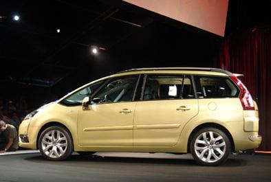 """Citroën C4 Picasso: """"nous l'avons essayée"""""""