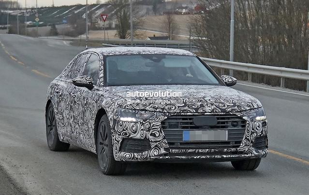 Audi prépare le remplacement de sa grande berline A6
