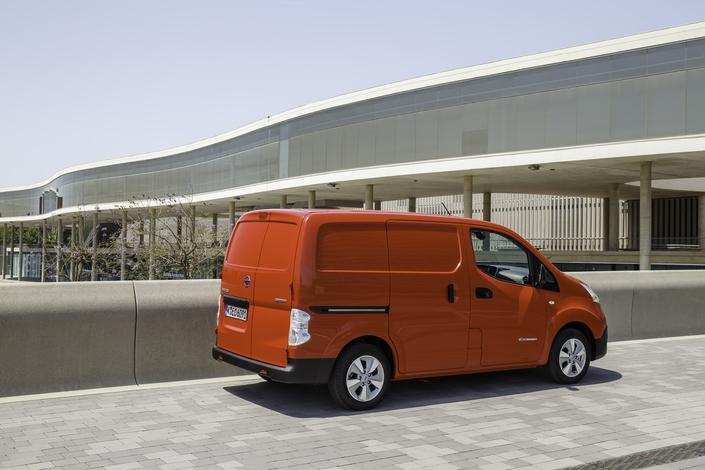 Essai – Nissan e-NV200: toujours plus d'autonomie