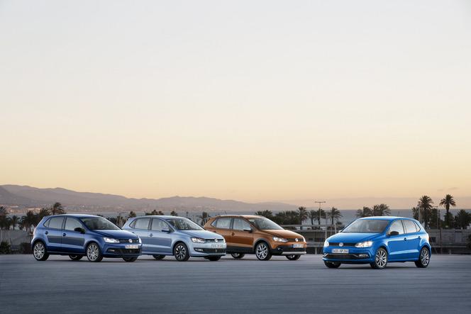Toutes les nouveautés de Genève 2014 :  la VW Polo se déplace en famille