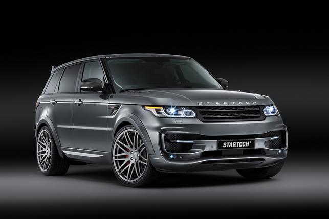 Genève 2014 : Range Rover Sport Widebody par Startech