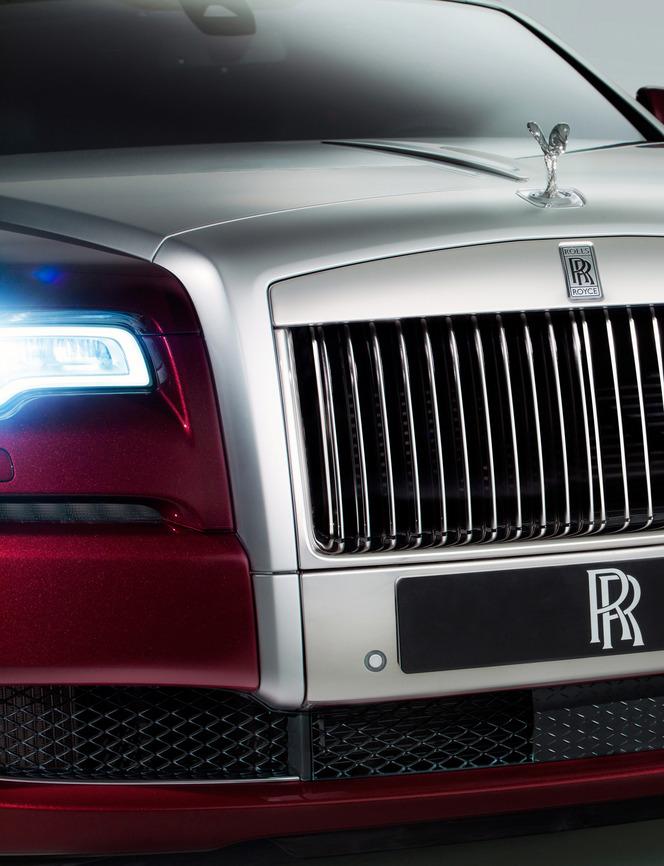 Genève 2014 : Rolls Royce annonce une Ghost Series II