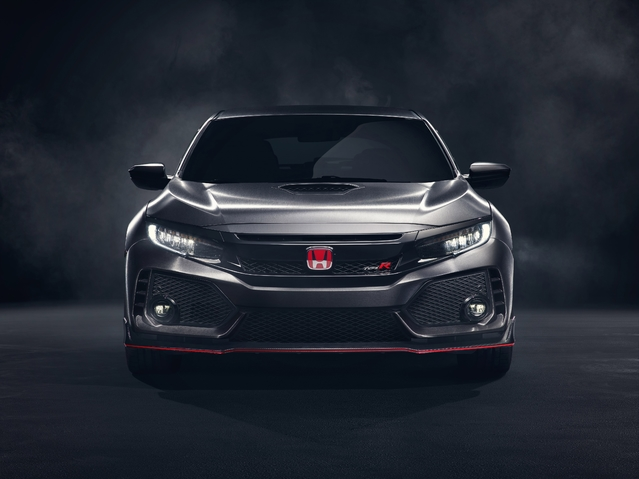 Salon de Genève 2017 - Honda dévoilera la Civic Type R, mais pas le nouveau CR-V
