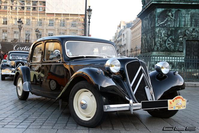 13e traversée de Paris en anciennes : pour le plaisir des yeux et des oreilles, date et trajet sont fixés