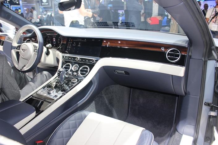 Bentley Continental GT : tradition modernisée - Vidéo en direct du salon de Francfort 2017