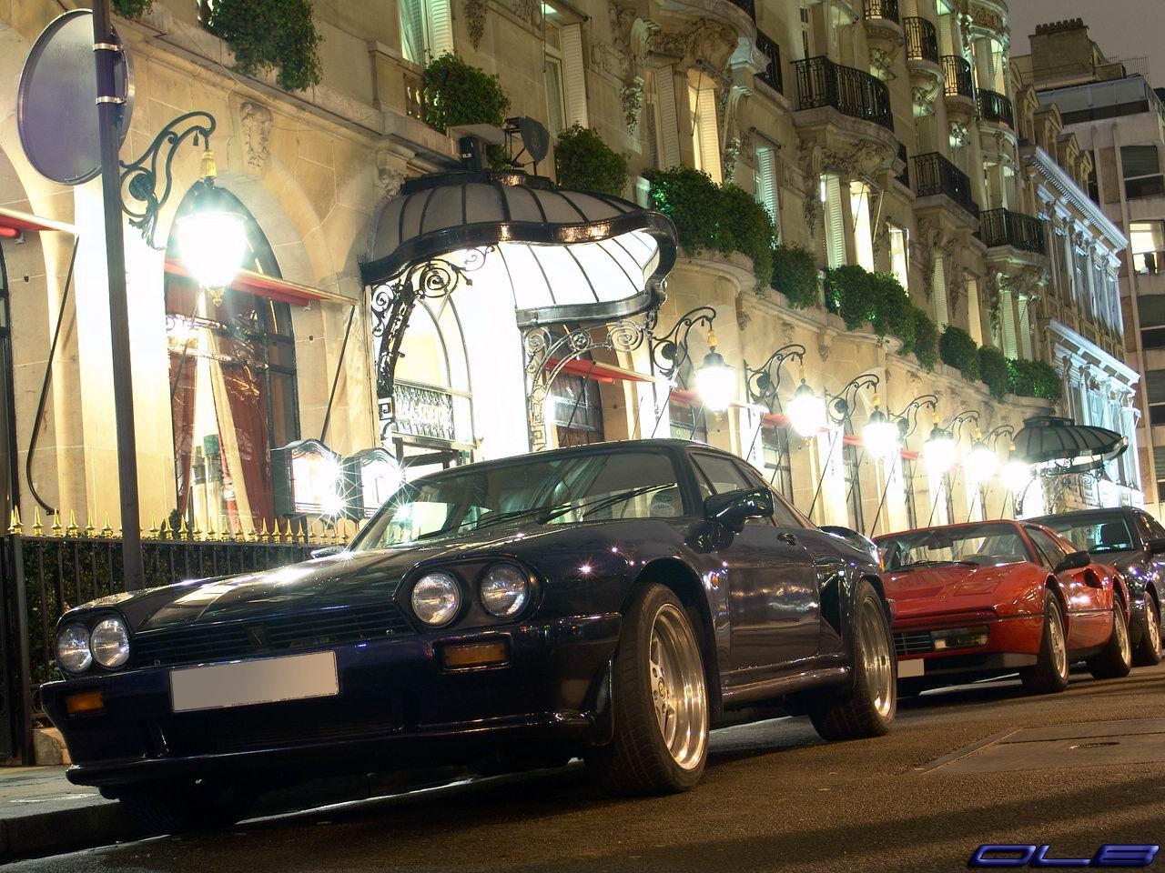 jour : Jaguar XJ-S Lister