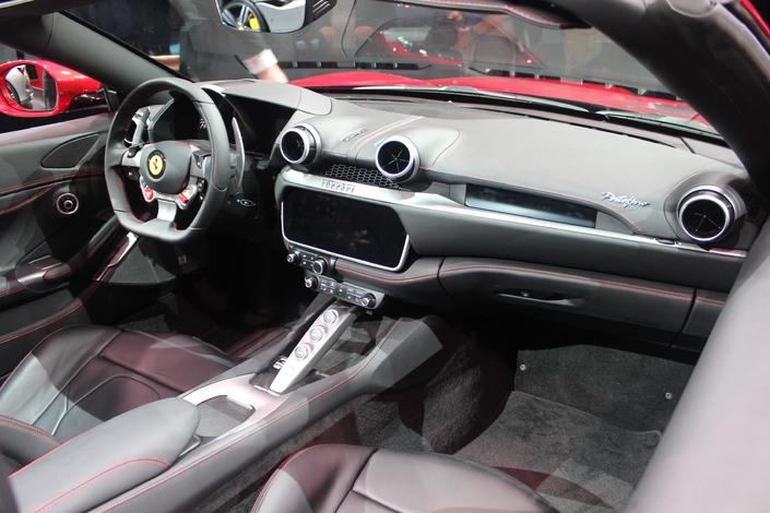 Ferrari Portofino : ma che bella ! - Vidéo en direct du salon de Francfort 2017