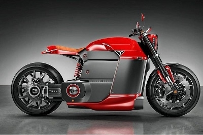 Electrique: l'idée d'une moto Tesla
