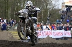 Mx 1 à Valkenswaard : début difficile pour Yamaha
