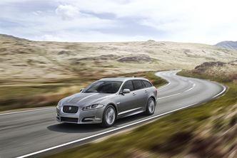 Toutes les nouveautés de Genève 2014 : Jaguar XF R-Sport, la ligne