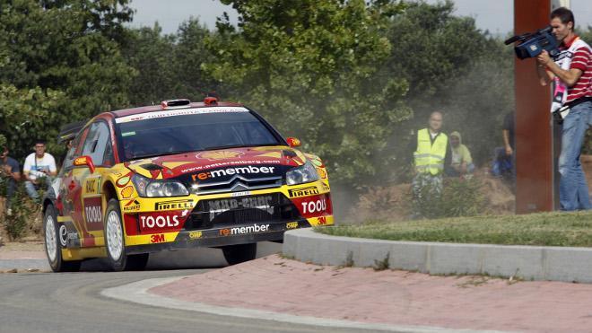 WRC Catalogne Jour 2 : Loeb sans rival