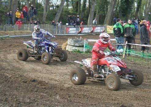 Championnat de France Elite Quad à Tilly sur Seulles (2)