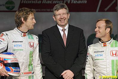 Formule 1 - Honda: Echéances repoussées à 2010... au mieux !