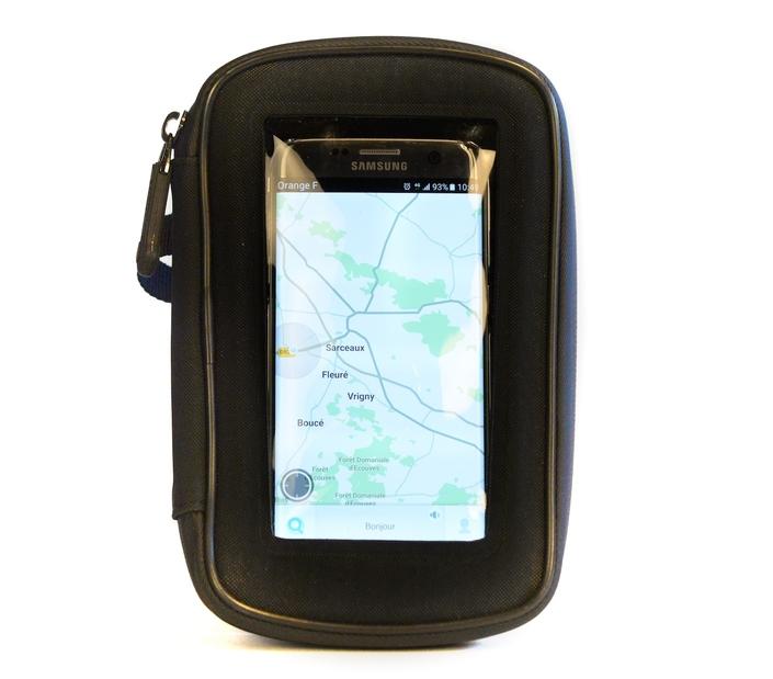 Bagster sacoche Moltibox: support de smartphone