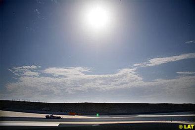 Formule 1 - Bahreïn: Pas de nuit prévue