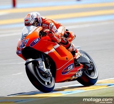 Moto GP - France D.1: Plus de code-barre, un nouveau guidon et de gros espoirs pour Stoner