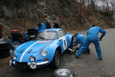 Comas Historic Racing: Rendez-vous au Tour Auto!