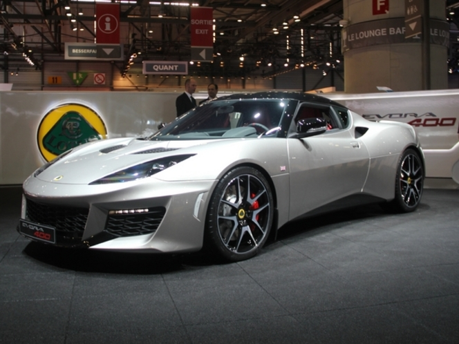 lotus evora 400 ce sera moins de 100 000 euros. Black Bedroom Furniture Sets. Home Design Ideas