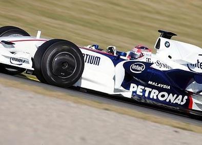 """Formule 1 - BMW Test Valence D.2: """"La F1.08 est un risque calculé"""""""