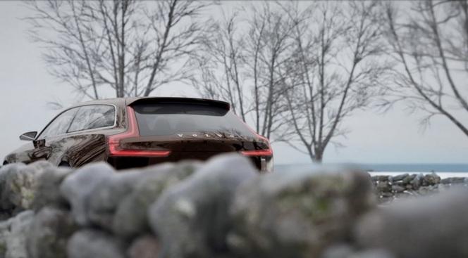 Toutes les nouveautés du salon de Genève 2014 - Volvo Concept Estate: c'est lui!