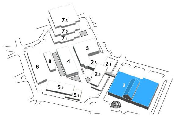 Guide des stands-Ferrari: hall 1