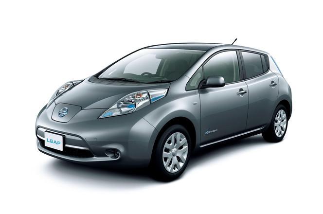 Nissan améliore la Leaf