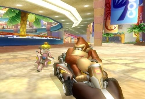 Mario le motard sur Mario Kart Wii, le test !