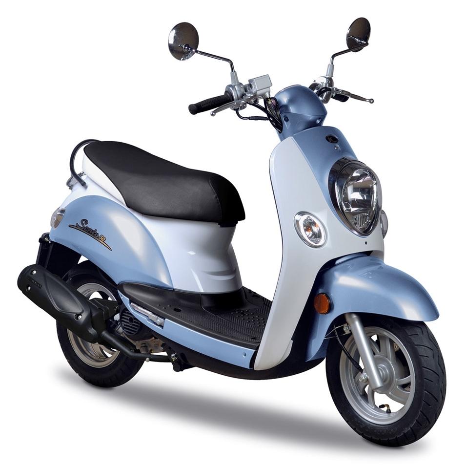 Scooter : Kymco Sento 50