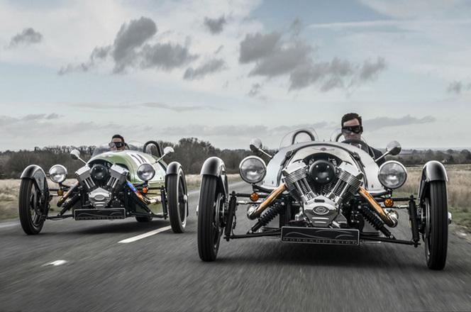 Genève 2014 : une Morgan Plus 4 plus puissante annoncée