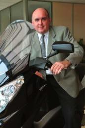 Peugeot Motocycles : Pierre-Louis Colin nommé Directeur général