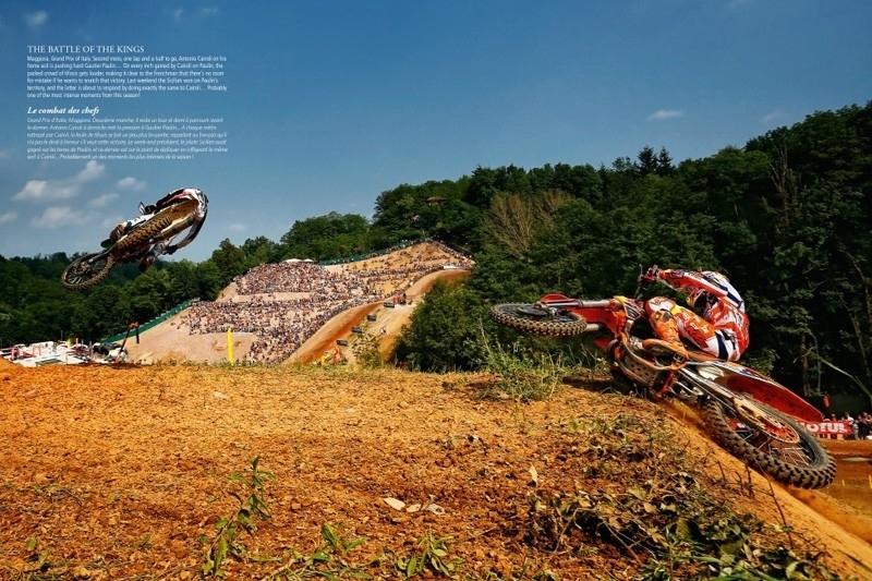 Idée cadeau : le Motocross GP Album 2013