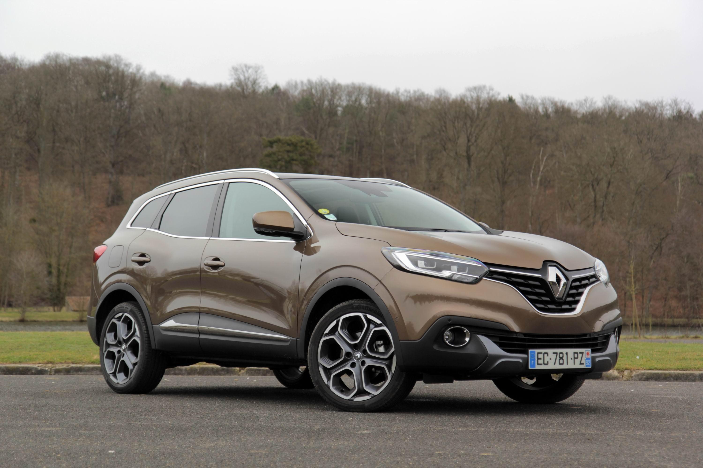 Crossover Vs Suv >> Comparatif vidéo - Peugeot 3008 vs Renault Kadjar: la ...