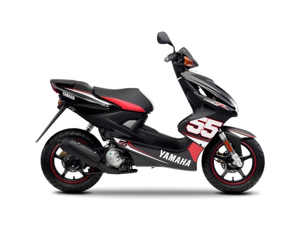 Nouveauté Scooter 2011 : Yamaha Aerox 50 cm3 SP55 réplica