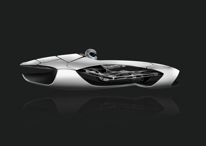 Genève 2014 : EDAG Genesis, le futur de la production automobile