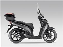 Nouveauté Scooter 2010 : Nouveaux coloris pour le Honda SHi 125 cm3