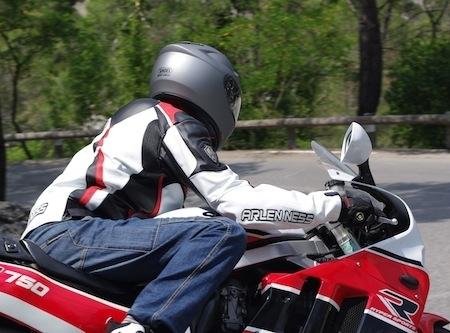 Essai Arlen Ness Daytona: un blouson dérivé des combinaisons pour tous les jours?